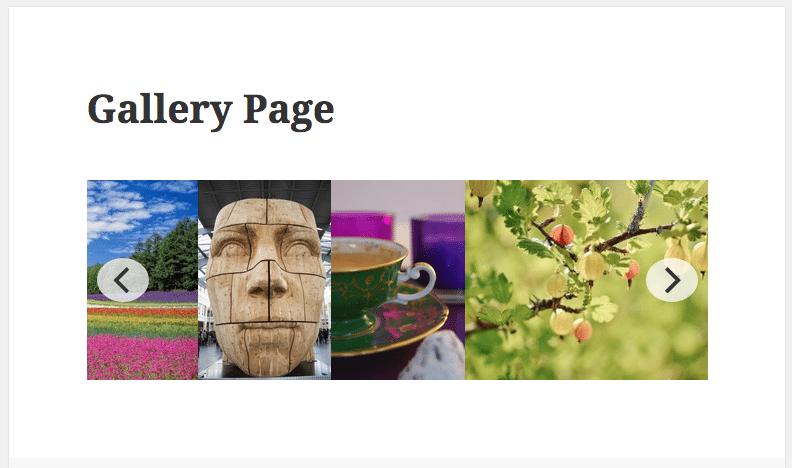 Gilding the Gallery: MLA + Flickity - rweber net